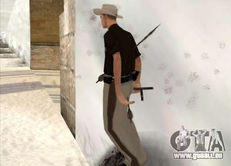 Bogenschießen für GTA San Andreas fünften Screenshot