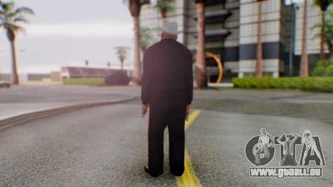 Brodus Clay 2 für GTA San Andreas dritten Screenshot