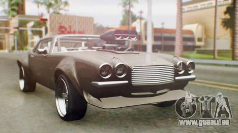 GTA 5 Imponte Nightshade IVF pour GTA San Andreas