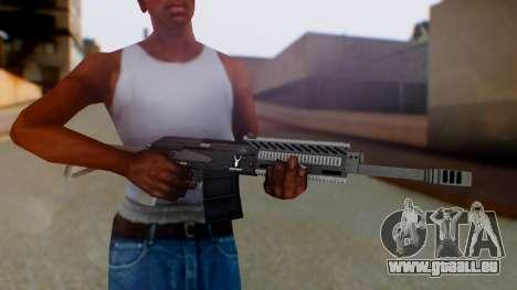 GTA 5 Heavy Shotgun - Misterix 4 Weapons für GTA San Andreas dritten Screenshot