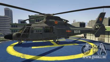 Harbin Z-9 pour GTA 5