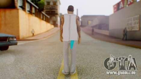 New Cesar HD pour GTA San Andreas troisième écran