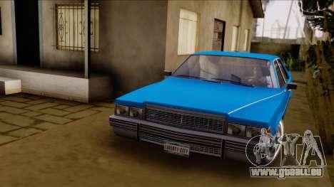 GTA 4 Albany Emperor für GTA San Andreas
