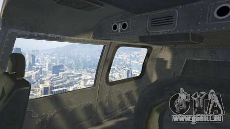 GTA 5 Harbin Z-9 Siebter Screenshot