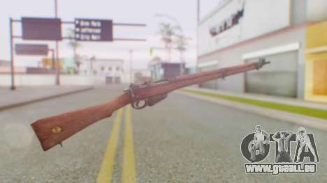 Arma OA Lee Enfield für GTA San Andreas zweiten Screenshot