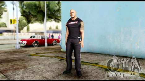 WWE The Rock 2 für GTA San Andreas zweiten Screenshot