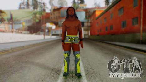 WWE Kofi für GTA San Andreas zweiten Screenshot