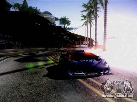 Fixiert den Sonnenuntergang für GTA San Andreas zweiten Screenshot