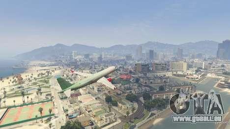 GTA 5 Embraer 195 Wind Siebter Screenshot