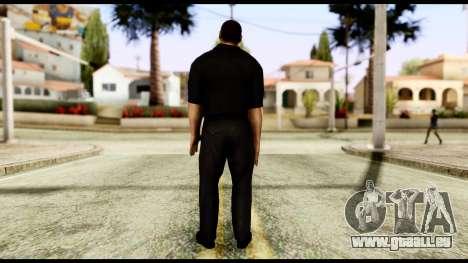 WWE SEC 2 pour GTA San Andreas troisième écran