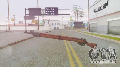 Arma OA Lee Enfield für GTA San Andreas