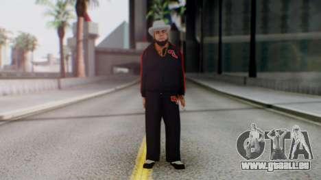 Brodus Clay 2 für GTA San Andreas zweiten Screenshot