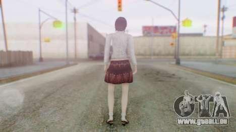 Fatal Frame 4 Madoka für GTA San Andreas dritten Screenshot