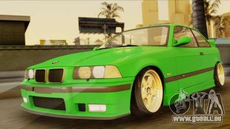 BMW M3 E36 [34RS671] pour GTA San Andreas