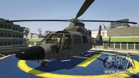 Harbin Z-9 für GTA 5