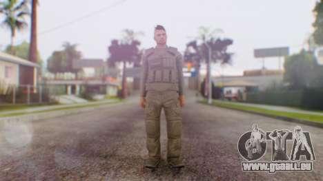 GTA Online Executives and other Criminals Skin 2 pour GTA San Andreas deuxième écran