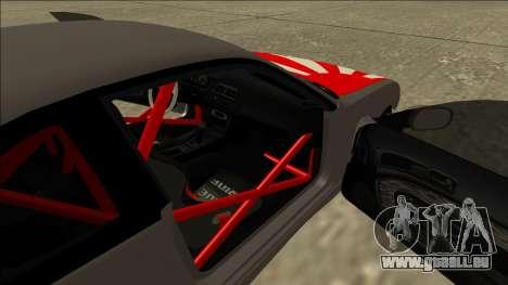 Nissan Silvia S14 Drift JDM pour GTA San Andreas vue de côté