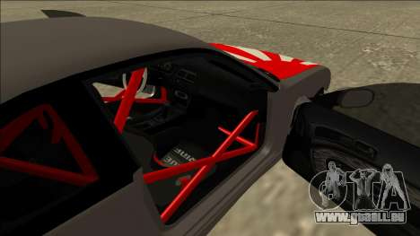Nissan Silvia S14 Drift JDM für GTA San Andreas Seitenansicht