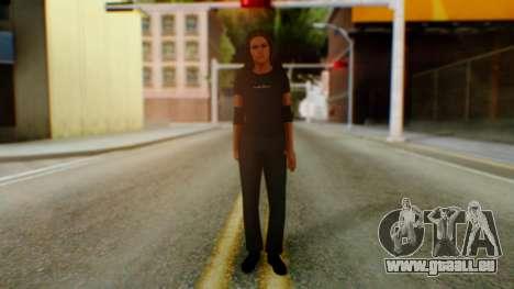 Stephani WWE pour GTA San Andreas deuxième écran