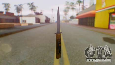 GTA 5 VIP Switchblade für GTA San Andreas