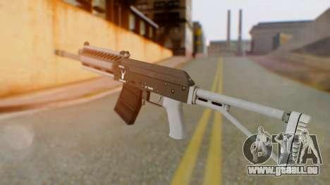 GTA 5 Heavy Shotgun - Misterix 4 Weapons pour GTA San Andreas deuxième écran