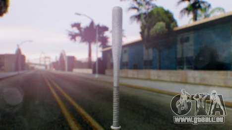 GTA 5 Bat - Misterix 4 Weapons für GTA San Andreas dritten Screenshot