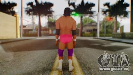 WWE Damien Sandow 2 pour GTA San Andreas troisième écran