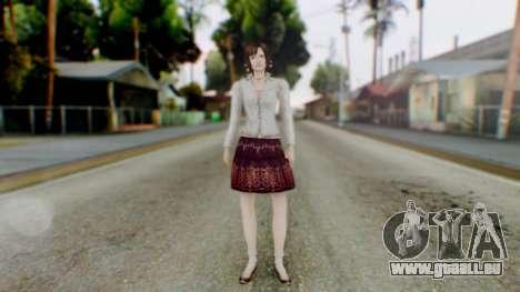 Fatal Frame 4 Madoka für GTA San Andreas zweiten Screenshot