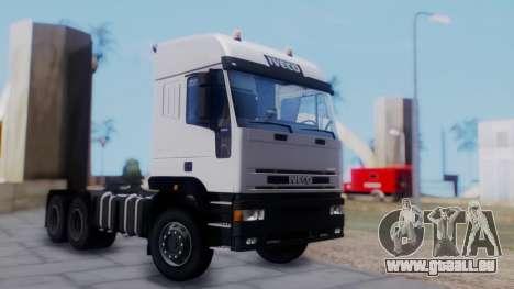 Iveco EuroTech v2.0 pour GTA San Andreas