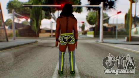 WWE Kofi für GTA San Andreas dritten Screenshot