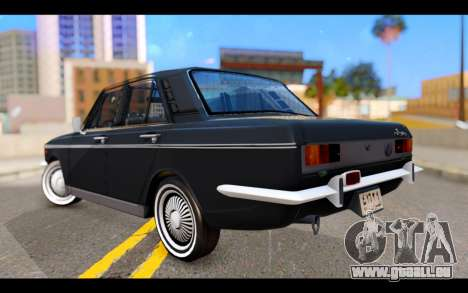 Peykan 1347 Classic für GTA San Andreas linke Ansicht