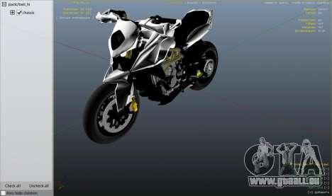 GTA 5 MV Agusta Rivale 800 rechte Seitenansicht