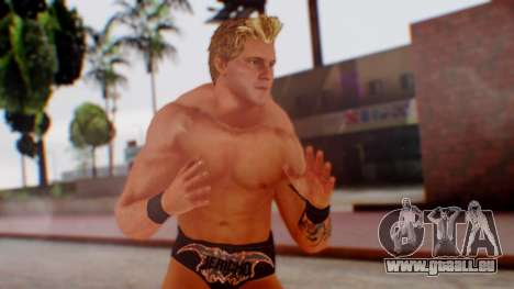 Chris Jericho 2 pour GTA San Andreas