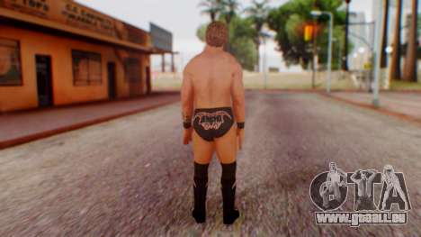 Chris Jericho 2 für GTA San Andreas dritten Screenshot