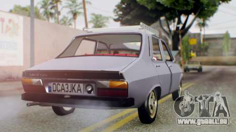Dacia 1310 v2 pour GTA San Andreas laissé vue