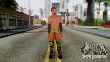 Justin Gabriel für GTA San Andreas zweiten Screenshot