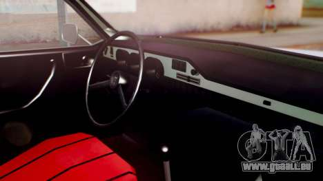 Dacia 1310 v2 pour GTA San Andreas vue de droite
