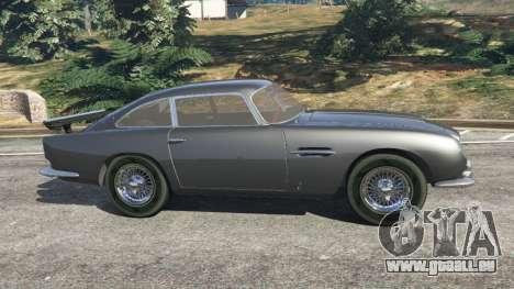 GTA 5 Aston Martin DB5 Vantage 1965 linke Seitenansicht