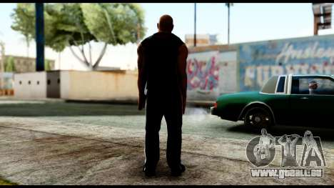 WWE The Rock 2 für GTA San Andreas dritten Screenshot