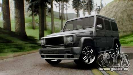 Brabus B55 pour GTA San Andreas