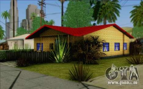 Denise ' s neues Zuhause für GTA San Andreas zweiten Screenshot