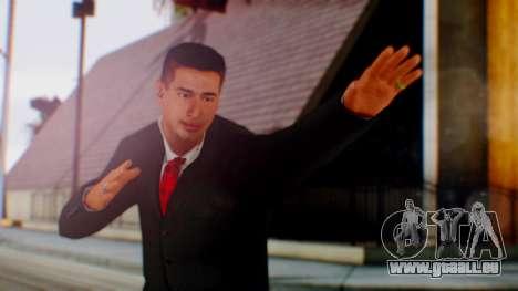 Justin Roberts für GTA San Andreas