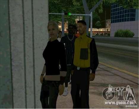 Tout sur le cinéma pour GTA San Andreas troisième écran