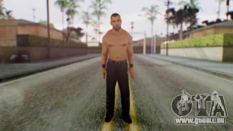 Jinder Mahal 2 pour GTA San Andreas deuxième écran