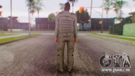 GTA Online Executives and other Criminals Skin 2 pour GTA San Andreas troisième écran