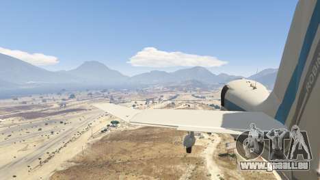 GTA 5 Robin DR-400 Siebter Screenshot