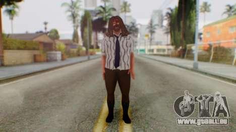 WWE Mankind pour GTA San Andreas deuxième écran