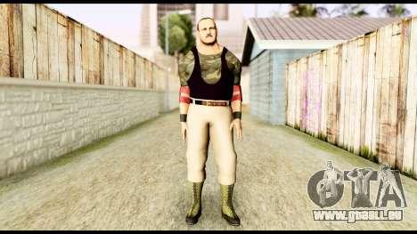 WWE Sgt Slaughter 2 pour GTA San Andreas deuxième écran