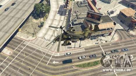Ka-52 Alligator für GTA 5