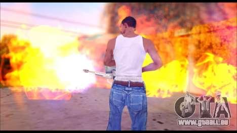 The Best Effects of 2015 pour GTA San Andreas quatrième écran